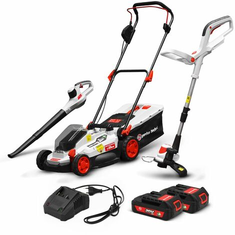 Kit 3 machines rechargeables 20V max + 2 batteries