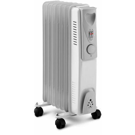 Radiateur bain d'huile 1500W - Warm Tech