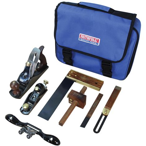 Carpenter's Tool Kit, 7 Piece