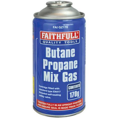 Butane Propane Gas Cartridges