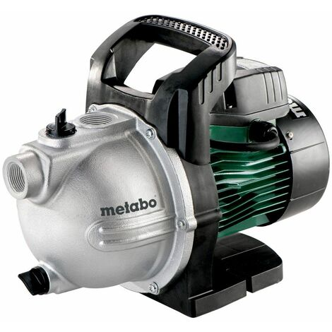 Metabo P 4000 G POMPE DE JARDIN 1100 W 4000 L/h, 4,6 Bar 600964000