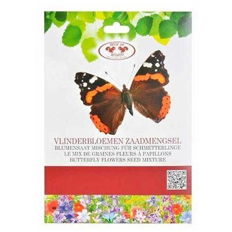 Mezcla de semillas para atraer mariposas