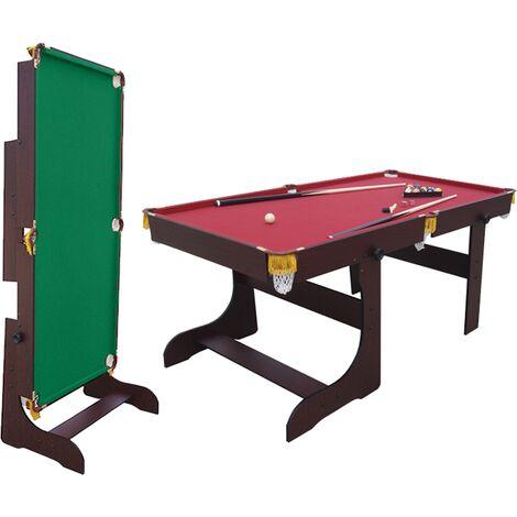 Walker and Simpson Duke 6ft Foldable Pool Table