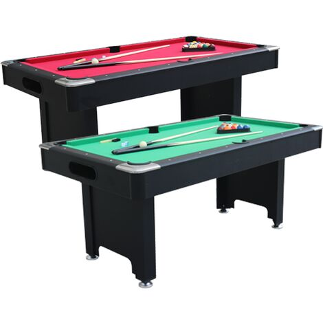 Walker & Simpson Monarch 6ft Pool Table With Ball Return