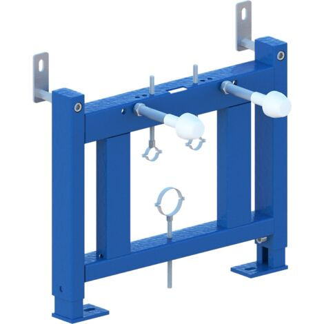 Châssis de bâti-support universal pour bidet suspendu complet de pieds supports réglables en acier inoxydable