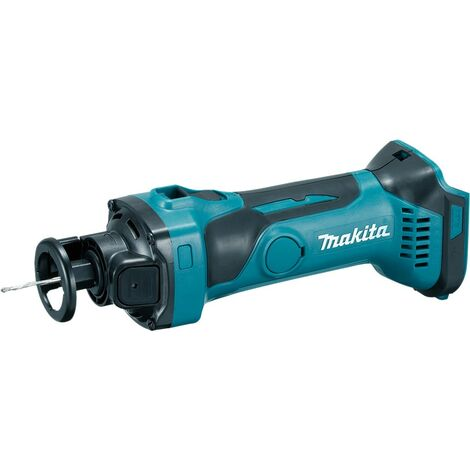 Makita DCO180Z 18v Lithium Ion Cordless Drywall Cut-Out Tool Cutter - Bare Unit