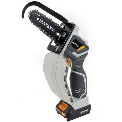 Batavia 7063726 Nexxsaw Cordless One Handed Chainsaw + 1 x 2.0Ah Battery