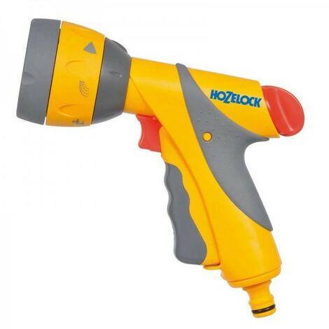 Hozelock Ultra 9 Hose Spray Gun Sprayer 2684 Six Spray Patterns Inc Connector