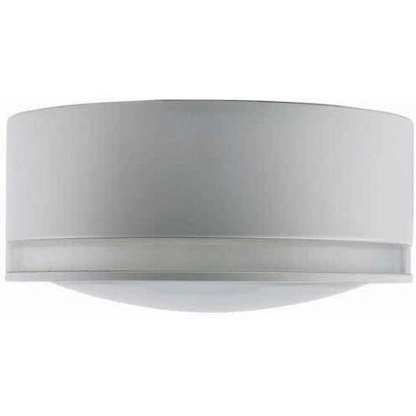 Heitronic LED Aufbaustrahler mit Lichtkranz 10 Watt warmton Leuchte Decke Anbau