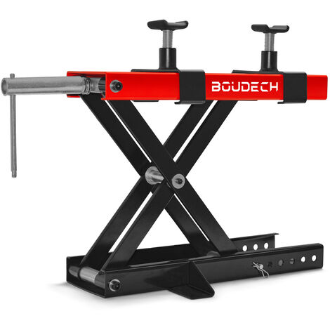 Hydraulic Motorbike Stand Scissor Lift 500KG 1100lb with CE Certification