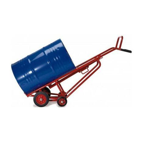 Diable palettiseur / depalettiseur - Fûts 220 litres - 350kg