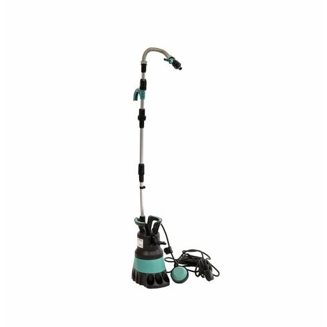 Oypla 350W Garden Submersible Water Butt Pump 5200l/hr with 10m Cable