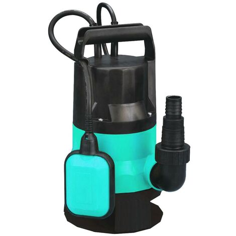 Oypla Heavy Duty 400W Electric Submersible Pump for Clean or Dirty Water