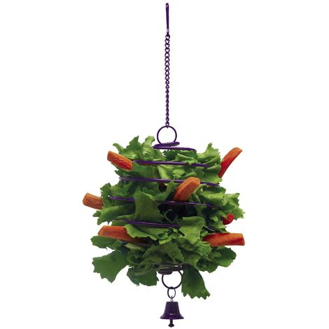 Interpet Limited Superpet Veggie Twister (One Size) (Assorted)