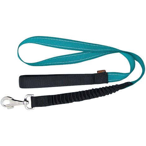 Sotnos Anti-Jolt Dog Lead (One Size) (Teal)