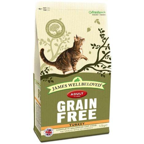 James Wellbeloved Adult Cat Grain Free Food
