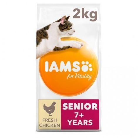 IAMS Vitality Senior Dry Cat Food