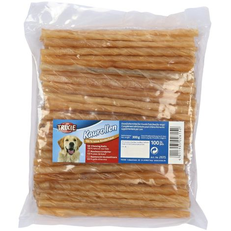 Trixie Twisted Chewing Rolls 100 Piece