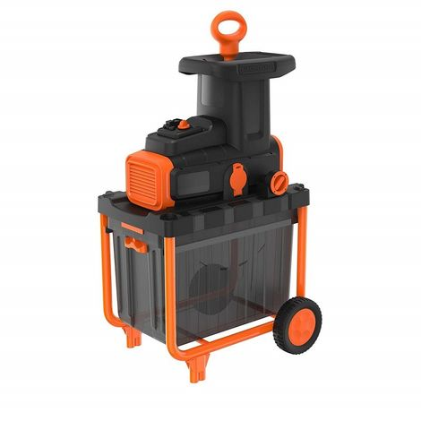 BLACK&DECKER BEGAS5800-QS - Biotriturador eléctrico 2800W