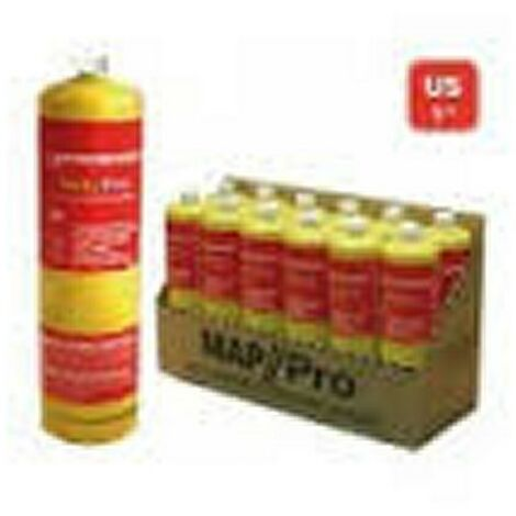 ROTHENBERGER 35698 - Botella GAS MAPP US