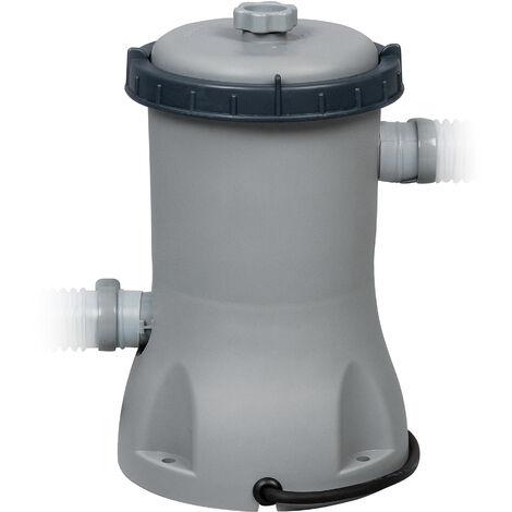 Pompe à filtre 2.006 l/h - Pisicne Bestway Filtration - Pompe + cartouche incluse