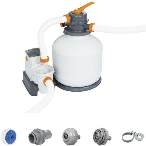 Pompe filtre à sable Bestway Flowclear™ 5.678 L/h - Avec adaptateur