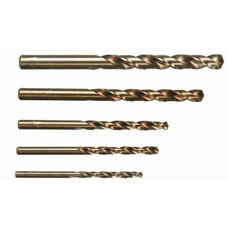 Brocas de cobalto HSS-CO5% DIN 388   10.5 mm