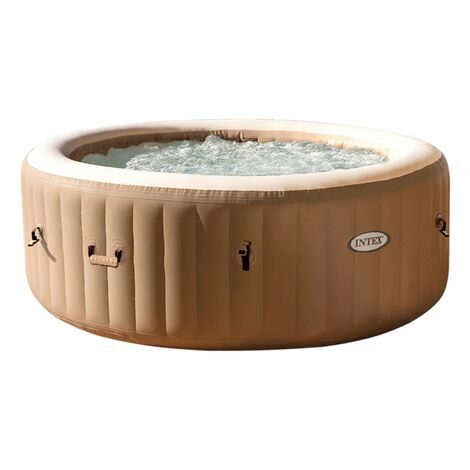 Spa hinchable intex burbujas 4 personas 795 litros