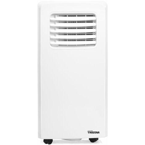 Climatiseur mobile 3-en-1 Tristar AC-5477 - 7000 BTU, télécommande, classe énergétique A