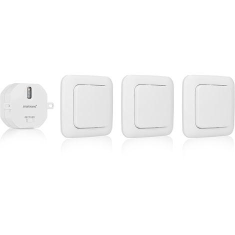Kit d'éclairage pour chambre à coucher Smartwares SH5-SET-BS