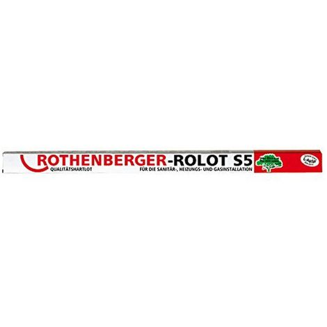 Rothenberger ROLOT S5 Strong Brazing - DIN 1044 - 2x2x500mm