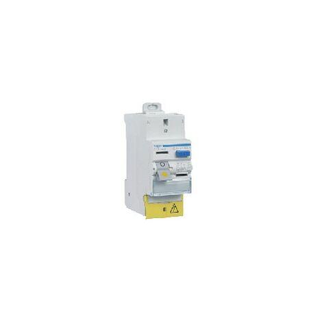 Interrupteur Différentiel CDS743F HAGER Bipolaire A 40A 30mA Sans Vis