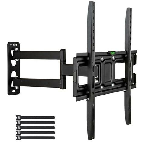 "TV Wall Bracket Mount Full Motion Swivel Tilt for 32""- 60"""