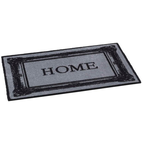Polyamide Ecomat Rubber Backing Washable Doormat Rug Carpet