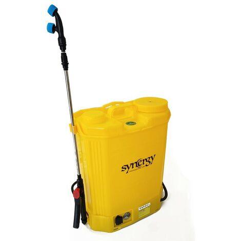 Sulfatadora mochila Synergy Batería 12V de 16L