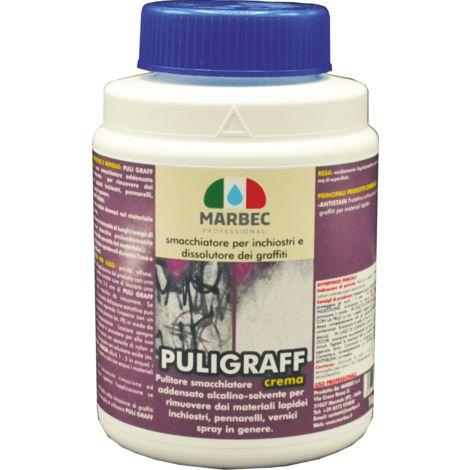 PULI GRAFF CREMA | Smacchiatore per inchiostri e dissolutore dei graffiti