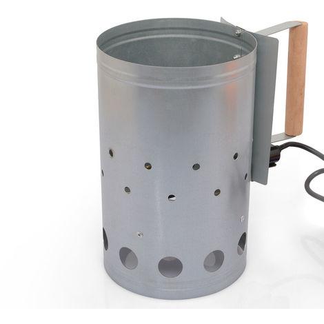 Accendi carbonella elettrico per barbecue