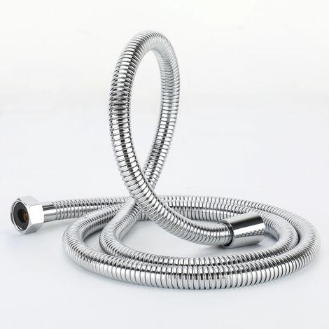 1.5 m Universal Shower Hose, BONADE Stainless Steel 150 cm Shower Hose