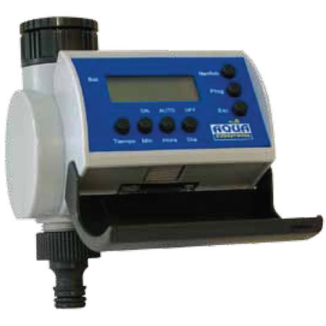 Programador Riego Aquacont Lcd - AQUACENTER - C4100