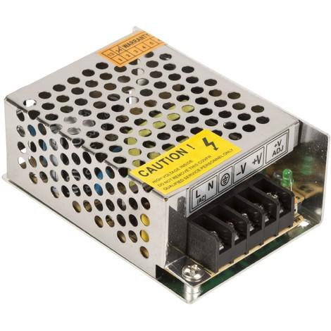 Transformador LED 12VDC 24W/2A IP25 (KD-TRIP2524W2A)