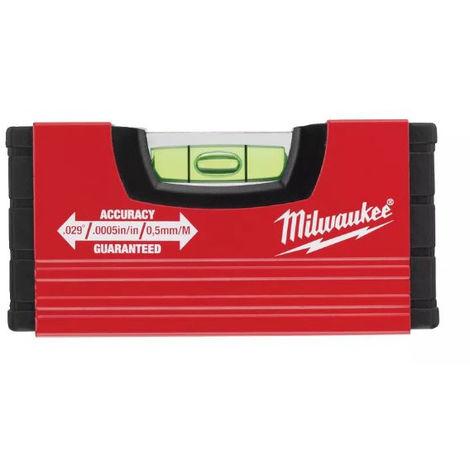 Niveau Minibox 10 cm MILWAUKEE - 4932459100