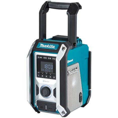 Radio de chantier MAKITA 12 à 18V Li-Ion - Sans batterie ni chargeur - DMR114