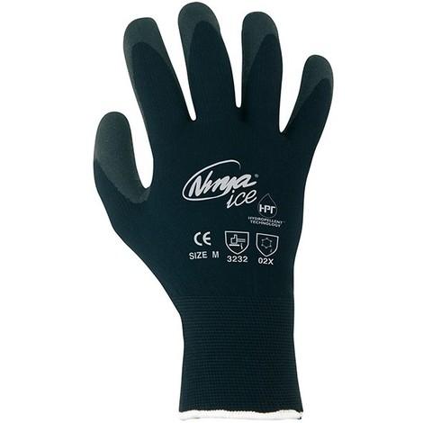 SINGER SAFETY 5 paires de gants doublure chaude Ninja Ice - NI00