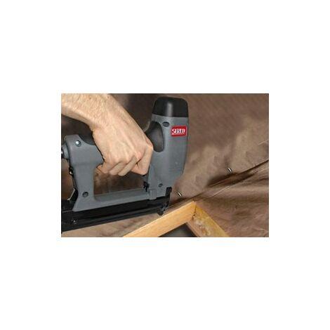 Agrafeuse-cloueuse SENCO LNS3215E clous brads AX 10-32mm / Agrafes 10-25mm - LNS3215E