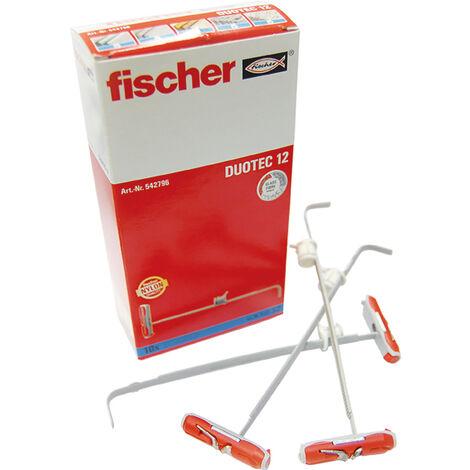 TACO DUOTEC 12 542796 - PACK 10 UNDS - FISCHER - 542796..