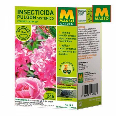 Insecticide poumon systémique 100 ml. 231525 massó