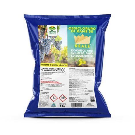 Ossicloruro di rame REALE 50% X 5 kg