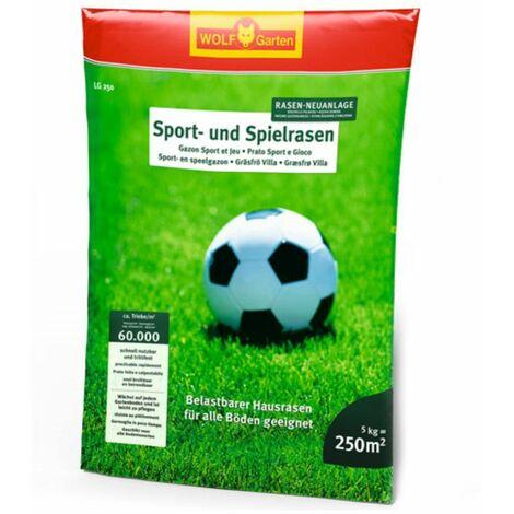 Sport & Spielrasen LG 500   10 kg   für 500 m²