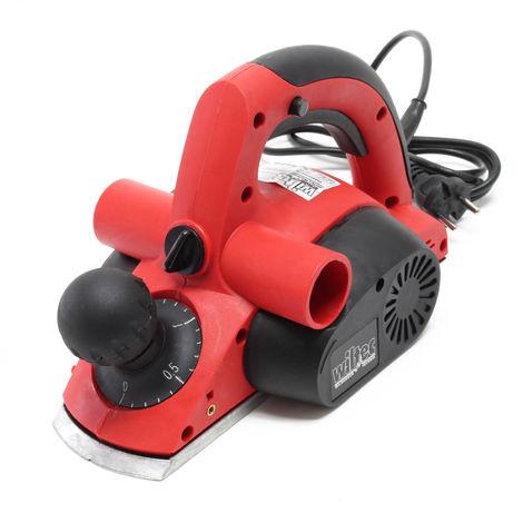 Pialla elettrica Pialletto 750W larghezza piallatura 82mm 2mm piallatrice