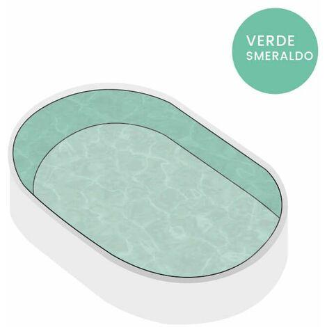 Liner piscine interrate Verde smeraldo Alkorplan 1000